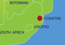 swazilandmap